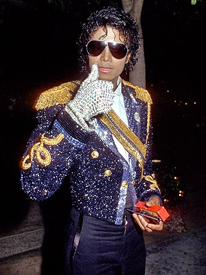 Michael Jackson at the Grammys
