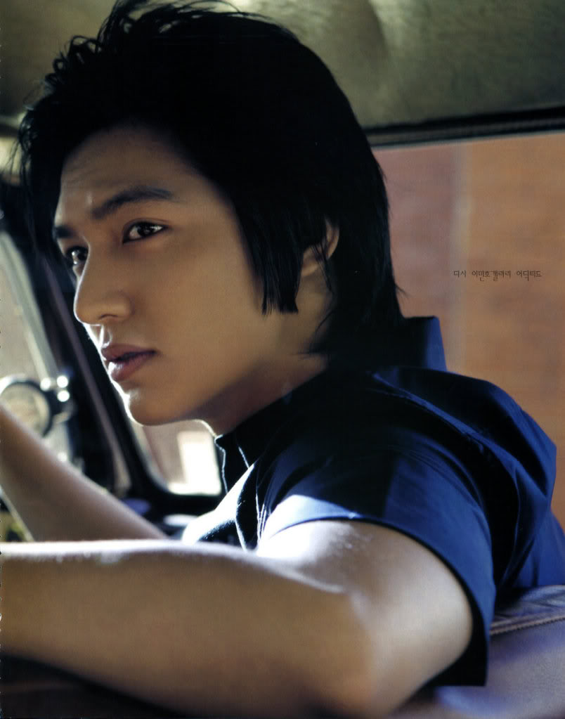Lee Min Ho - Gallery Photo