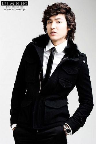 Min Ho......