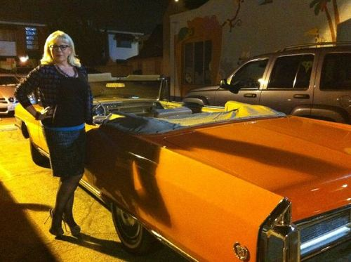 "Miss ""Orange Cadillac"" PG"
