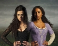Morgana & Guinevere S4 - merlin-on-bbc wallpaper