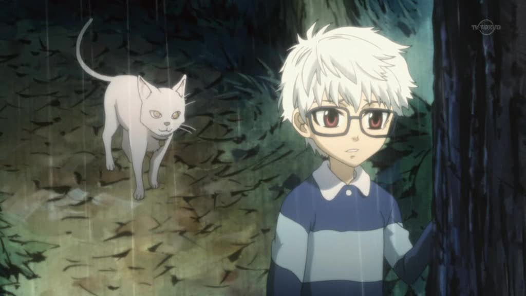 Nabari no Ou - Nabari no Ou Image (25591677) - Fanpop Nabari No Ou Raimei And Kouichi