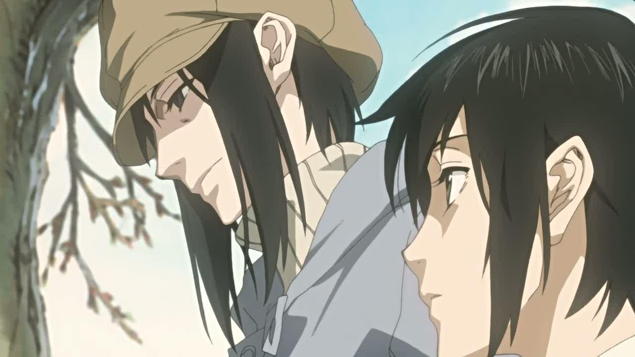 Yoite & Miharu - Nabari no Ou Image (25591808) - Fanpop Nabari No Ou Yoite