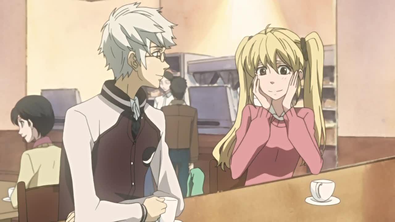 Kouichi & Raimei - Nabari no Ou Image (25592140) - Fanpop Nabari No Ou Raimei And Kouichi