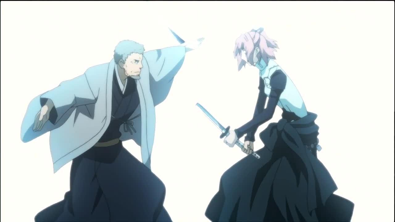 Hattori vs. Raikou - Nabari no Ou Image (25592216) - Fanpop Nabari No Ou Raimei And Raikou