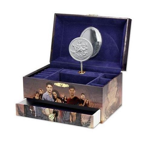 New merchandising Musica box