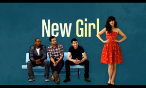 New Girl fond d'écran entitled New Girl images