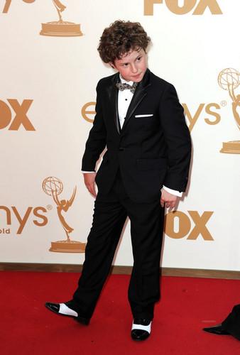 Nolan @ the 2011 Emmys