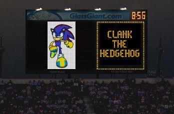 OMG, it's Clank! - clank-the-hedgehog Photo