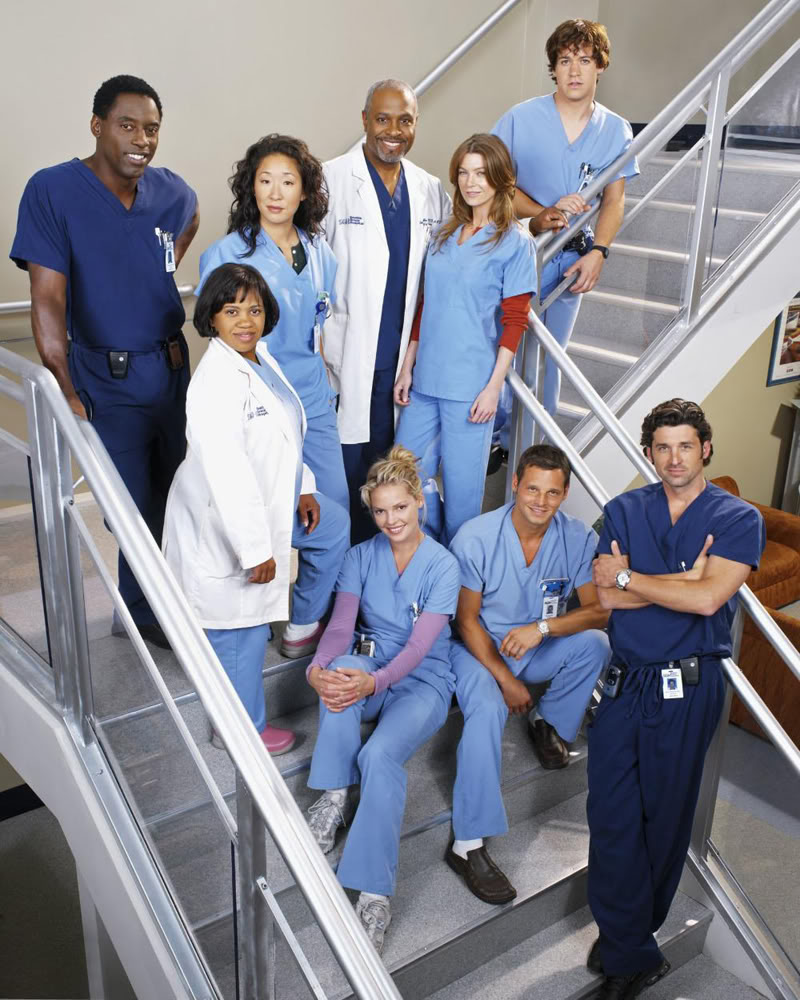 Fans of Grey\'s Anatomy images Original Cast of Grey\'s Anatomy HD ...
