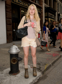 Out in New York (September 21) - dakota-fanning photo