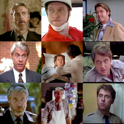 Paul Linke in various roles.