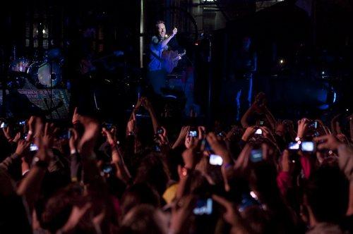 Performing in Toronto [September 21, 2011]