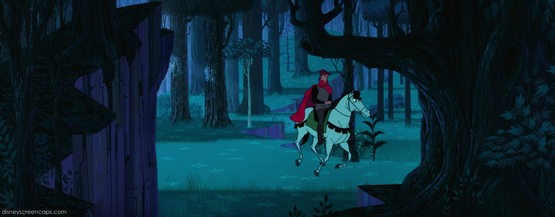 Phillip Goes to Aurora's Cottage