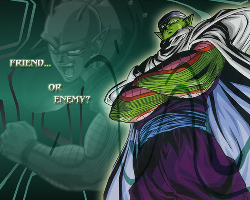 Dragon Ball Z wallpaper possibly with anime entitled Piccolo