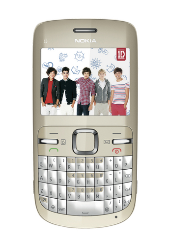 Pics of the 1D phone!