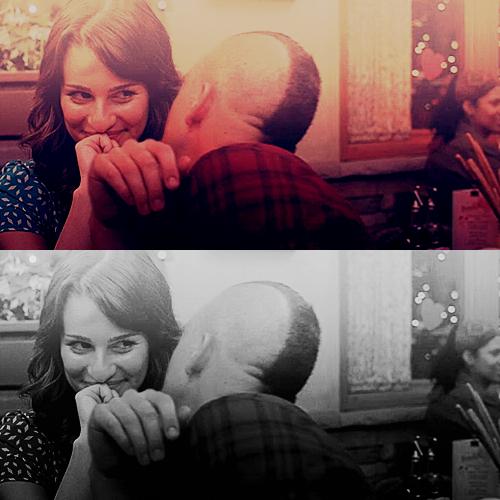 Puck and Rachel :)