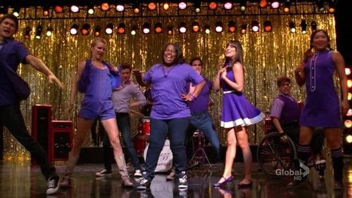 Rachel in 3x01 The Purple Piano Project - rachel-berry Screencap