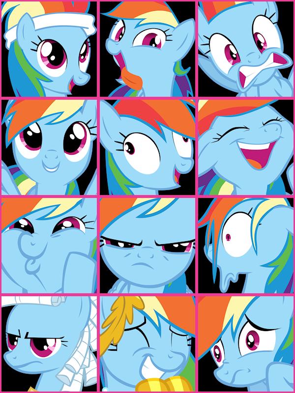 RainbowDash 图标