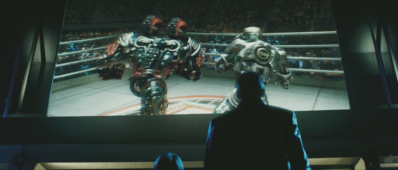 Real Steel (Trailer) - Upcoming Movies Image (25550142) - Fanpop