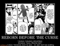 Reborn before the Curse