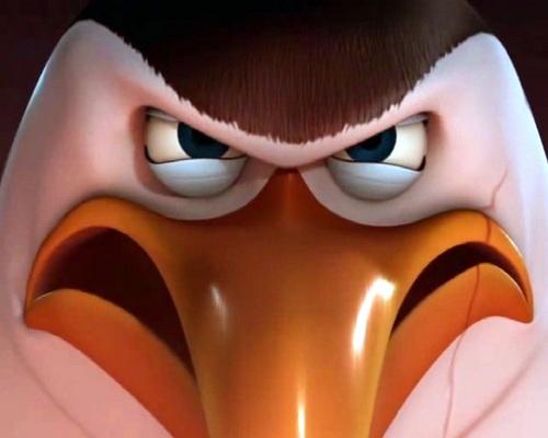 Rico the (Mad) pingüino, pingüino de :)