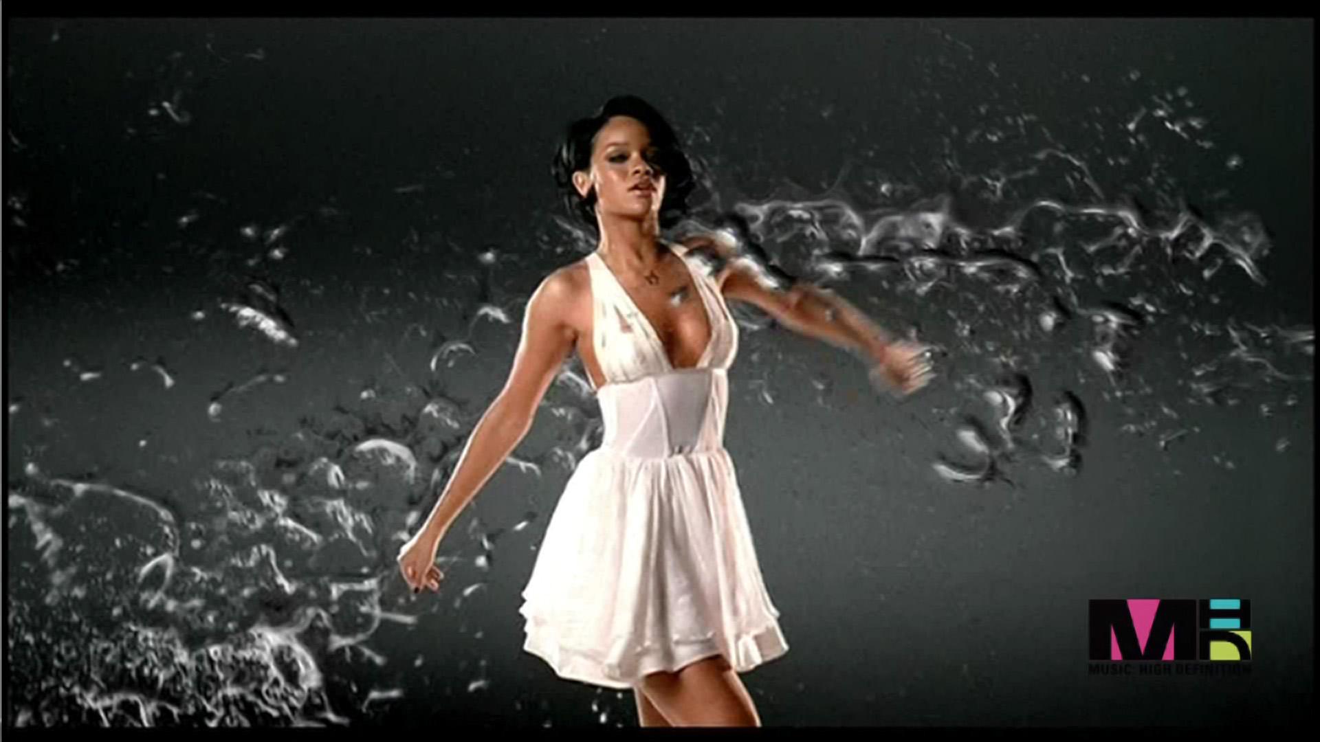 Fotos da rihanna no clipe umbrella 53
