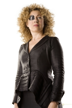 River in 6x13 'The Wedding Of River Song'