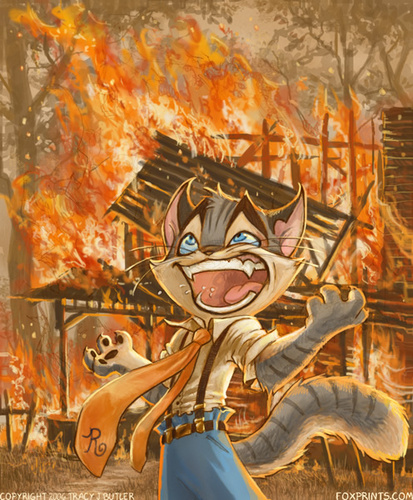 Rocky Likes api [Lackadaisy Cats]