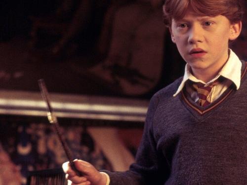 Ronald Weasley Hintergrund