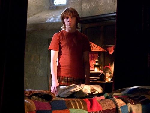Ronald Weasley fond d'écran