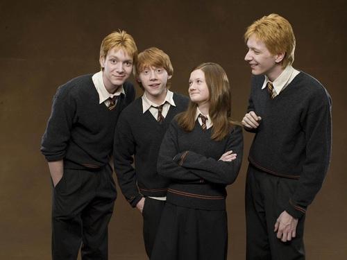 Ronald Weasley वॉलपेपर