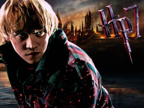 Ronald Weasley 壁紙