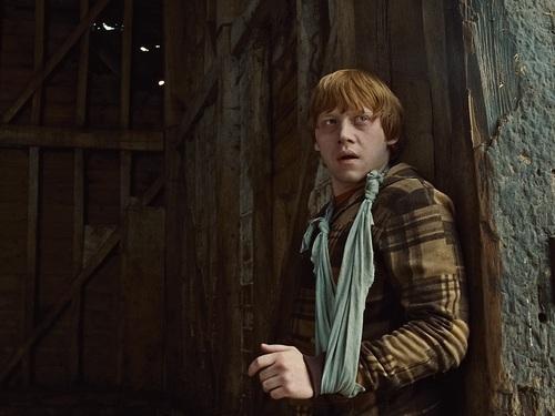 Ronald Weasley پیپر وال