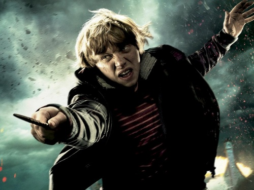 Ronald Weasley 壁纸