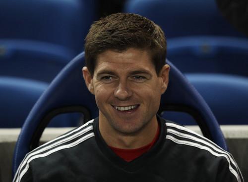 S. Gerrard (Brighton Hove Albion - Liverpool)