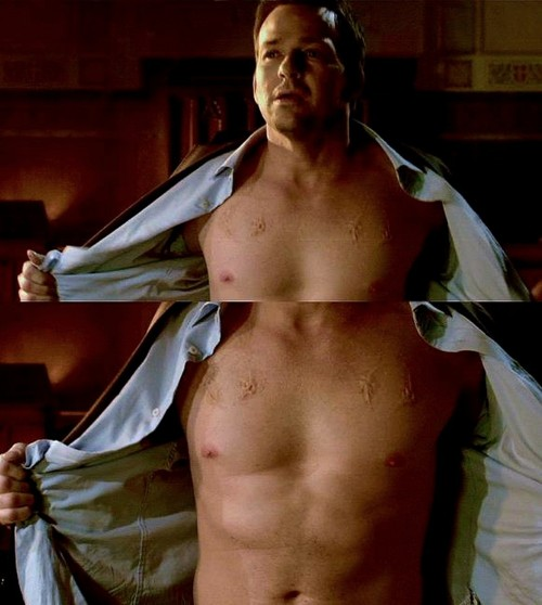 Does not sean patrick flanery nude useful piece