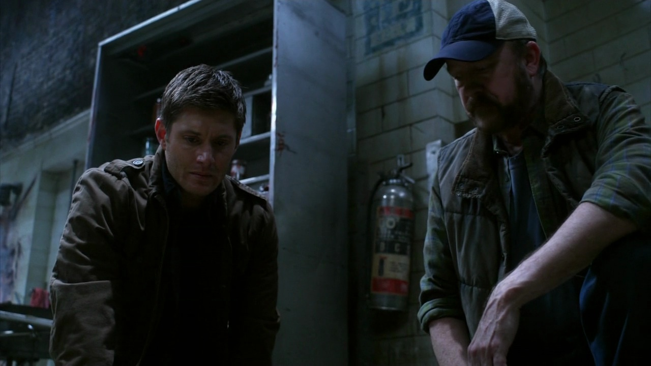 supernatural meet the new boss tv links