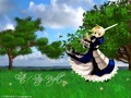 Saber - fate-stay-night photo
