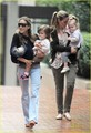Sarah Jessica Parker: Rainy Day with the Twins! - sarah-jessica-parker photo