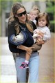 Sarah Jessica Parker: Rainy dag with the Twins!