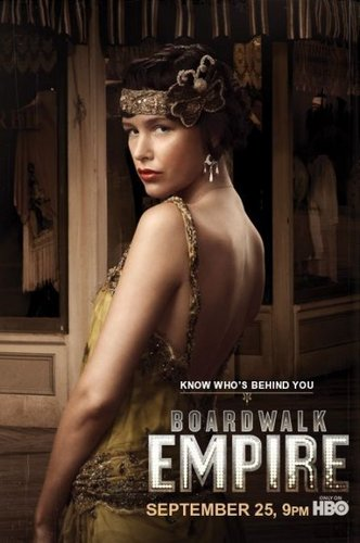 Season 2 - Lucy Danziger Character Poster  - boardwalk-empire Photo