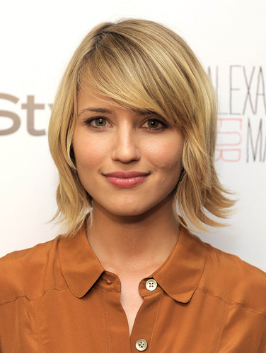 Dianna Agron wallpaper with a portrait called September 21: Alexa Chung For Madewell Fall Collection Launch