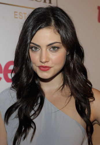 September 23 - Ninth Phoebe Tonkin at the Annual Teen Vogue Young Hollywood Party