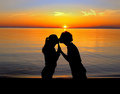Silhouettes in the Sunset - inspiration-and-creativity photo