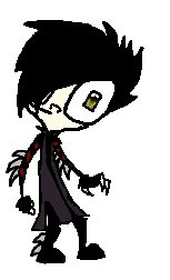 Invader Zim FanCharacters wallpaper called Slade Irken: Disguise