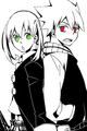 SoMa - soul-eater-and-maka-alburn photo