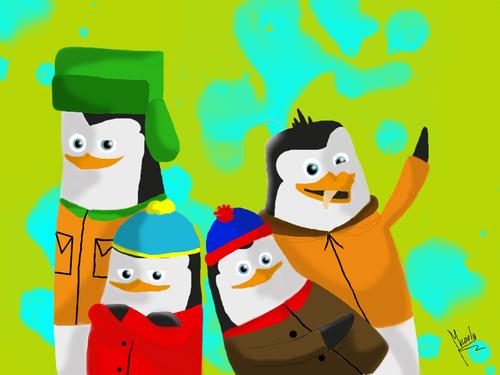 South Park'ed