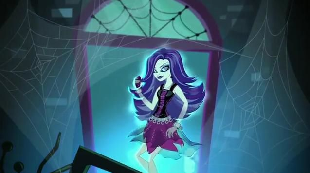 Spectra in MH episodes - Monster High Image (25512798