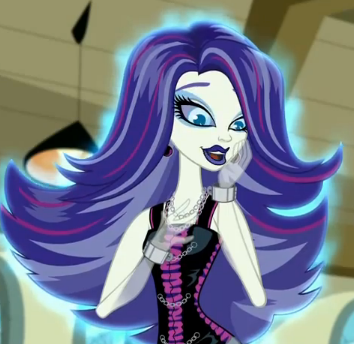 Spectra in MH episodes - Monster High Image (25512792